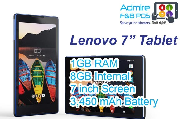 Lenovo 7 inch Tablet