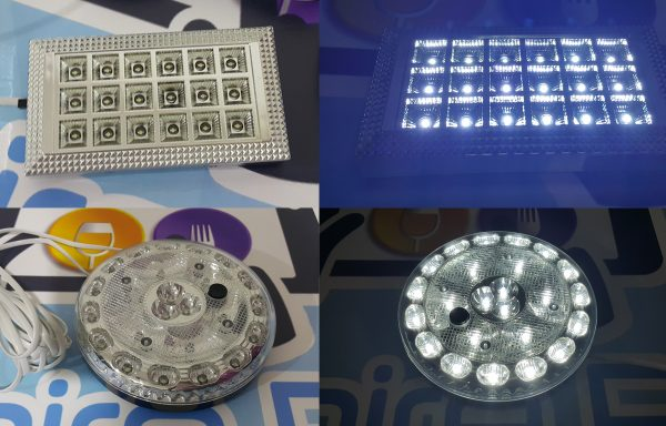 Strobe Light or LED Blinker for Kitchen Printer
